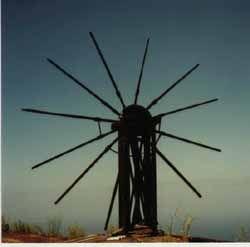 Griechische Segelwindmuehle